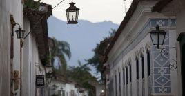 La ciudad de Paraty, Brasil, fue incluida en la lista de Patrimonio de la Humanidad.