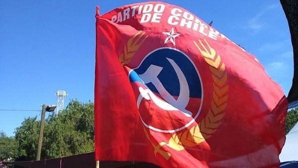 Resultado de imagen para partido comunista chileno