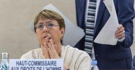 El pasado jueves publicaron el informe de la instancia internacional, tras la visita de Bachelet a Venezuela el pasado mes de junio, durante la cual sostuvo reuniones, tanto con miembros del Gobierno Nacional, como con sectores de la derecha venezolana.