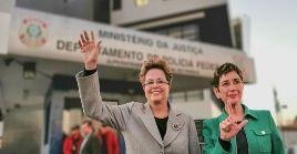 La expresidenta condenó la actuación de Sergio Moro en la causa contra Lula da Silva.