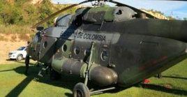Soldados colombianos fueron emboscados en la frontera con Ecuador con un saldo de cinco militares muertos.