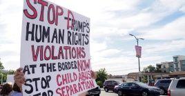 Este viernes se llevará a cabo una vigilia en EE.UU. para exigir el cierre de los centros de detención de migrantes.