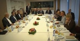 Los países europeos exhortan a la Casa Blanca a actuar responsablemente frente a la situación compleja que atraviesa el acuerdo.