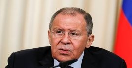 Lavrov destacó que Irán viene reafirmando ante Moscú su apuesta por lograr la estabilidad en la región.