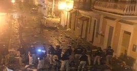 Las demandas de la población han continuado pese a las represiones registradas y afirman que seguirán en las calles hasta lograr que Roselló se vaya del Gobierno.