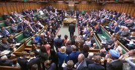 En los últimos meses, los diputados votaron en distintas enmiendas en contra de una salida fuerte de laUnión Europea.