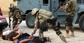 Soldados capturaron a varios miembros del Daesh.