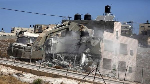 Condena Cuba demolición de hogares palestinos por Israel