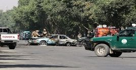 Policías y organismos de seguridad fortalecen la seguridad en Kabul ante posibles nuevos ataques.