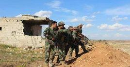 El Ejército centra sus esfuerzos en el eje Hama-Idlib, donde los terroristas sostienen su último bastión importante en territorio sirio.