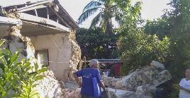 Pese a los intenso del movimiento telúrico, no se ha generado la alerta de tsunami tras el hecho.