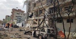 """""""Todos los atacantes han sido abatidos por las fuerzas especiales y el ataque terminó"""", ha detallado el texto gubernamental."""