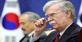 Bolton acusó a Rusia de supuestamente violar el tratado misilistico.