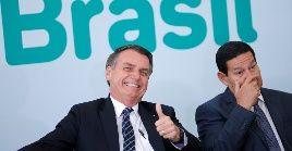 El presidente cubano Miguel Díaz-Canel tachó de mentiroso a su colega brasileño Jair Bolsonaro.