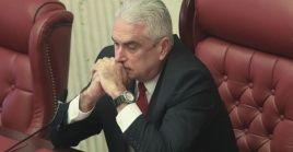 El presidente del Senado de Puerto Rico busca que la justicia anule el nombramiento del nuevo gobernador.