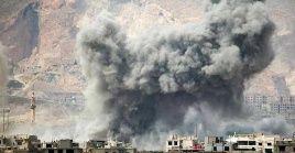 A 235 kilómetros al norte de Damasco(capital), la provincia central de Hama ha sufrido constantes ataques terroristas.