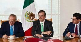 La Cancillería mexicana agradeció las muestras de solidaridad de la comunidad internacional tras el tiroteo que cobró la vida de 22 personas.