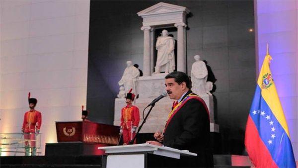 El presidente Nicolás Maduro acusó a Trump de promover el supremacismo blanco en EE.UU.