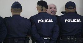 El exmandatario panameño fue extraditado de Miami EE.UU. el 11 de junio de 2018.