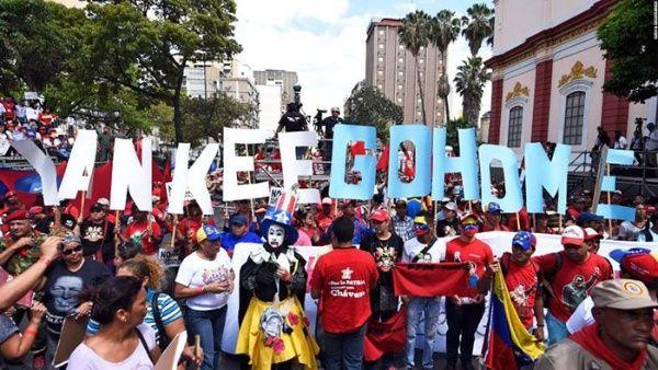 Cronología de las sanciones unilaterales de EE.UU. contra Venezuela
