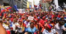 Pese a los intentos por recrudecer las sanciones ilegales y unilaterales, el Gobierno Revolucionario se ha comprometido con la defensa de la soberanía.