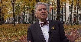 Alfred de Zayas señaló que las medidas coercitivas de EE.UU. son un crimen de lesa humanidad.