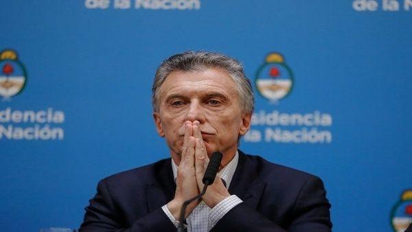 Macri culpa al anterior Gobierno de la debacle económica tras primarias argentinas