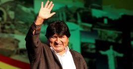 Morales espera alcanzar una nueva victoria electoral el 20 de octubre.