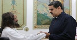 El líder espiritual de la India aceptó la misión de mediar para lograr el diálogo en Venezuela.