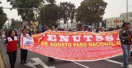 A pesar de las reuniones sostenidas con representantes del Ejecutivo, ninguna de las demandas de los trabajadores fue atendida hasta el momento.