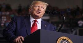 De no ser bloqueada la nueva normativa migratoria anunciada por Trump, entrará en vigor a partir del próximo 15 de octubre.