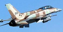 Aviones de guerra de Israel bombardearon la Franja de Gaza la noche del viernes.