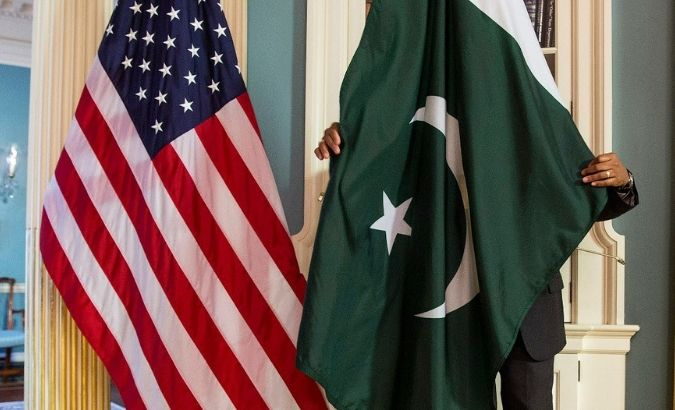 In 2018, the U.S. Pentagon canceled about US$1 billion worth of Pakistan aid over its