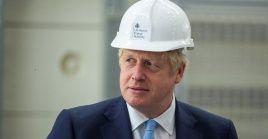 El primer ministro británico, Boris Johnson, se niega a la salvaguarda en el acuerdo del brexit.