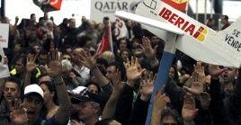 El segundo aeropuerto más grande de España es nuevamente escenario de huelgas.