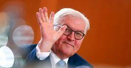 """""""Sólo siento vergüenza por lo que los alemanes les han hecho"""", dijo el mandatario."""