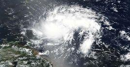 Se estima que Dorian se convierta en huracán en las próximas horas.