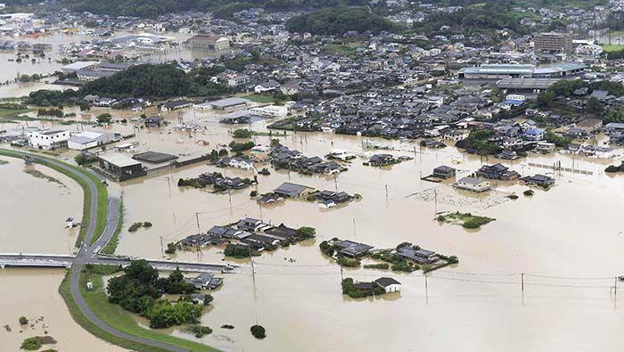 Lluvias torrenciales en Japón dejan al menos 3 muertos | Noticias | teleSUR