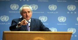 ONU insiste en mantener los esfuerzos entre todas las naciones para detener los incendios en el Amazonas.