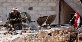 Militares sirios mantienen el control de la pronvincia de Idlib.