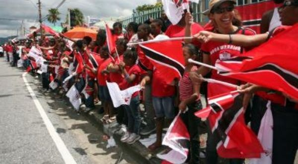 Happy Independence Trinidad & Tobago