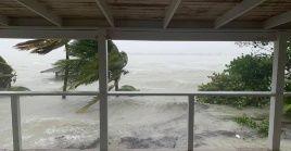 Cuando Dorian tocó tierra en Bahamas, muchos habitantes se habían resistido a salir de sus hogares y fueron sorprendidos por las inundaciones.