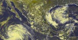 Juliette es la décima tormenta tropical formada en el Pacífico en la actual temporada ciclónica, y se espera que se formen unos 19 ciclones en esa región.