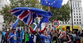 Johnson deicidió suspender el Parlamento hasta el próximo 14 de octubre, para evitar una legislación en contra de sus planes para el brexit.