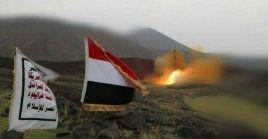 El ataque con misil interrumpió los vuelos del aeropuerto saudita de Najran.