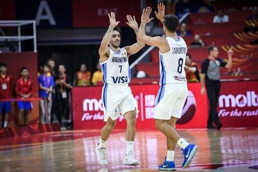 Argentina está en cuartos de final del Mundial de Baloncesto ...