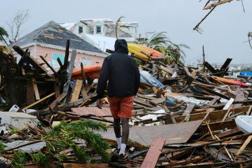 Resultado de imagen para Asciende a 43 el número de muertos en Bahamas tras paso del huracán Dorian NBC News