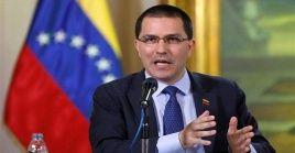 """""""Triunfará la unidad, el patriotismo y la dignidad de la Gran Nación China, contra las ambiciones imperialistas"""", indicó la cancillería venezolana."""