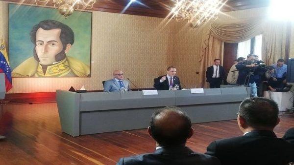 La denuncia sobre el plan de Colombia para justificar una agresión armada contra Venezuela será llevada ante la ONU.