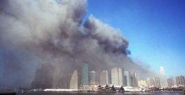 Se cumplen 18 años de los atentados a las Torres Gemelas de Nueva York, EE.UU.